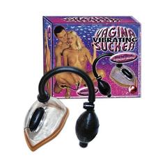 Vagina Sucker com Vibração