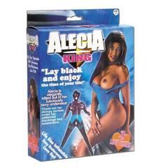 Alecia King Boneca Insuflável