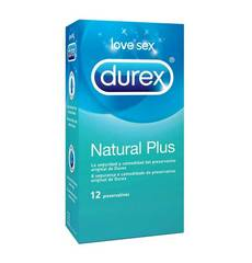 Preservativos Durex Natural Plus