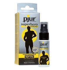 Pjur Super Hero Strong Performance Spray Retardante 20 ml.