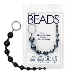Bolas Loving Joy Anal Love Beads Pretas