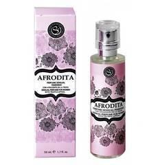 Perfume Sensual Feminino Afrodita 50 ml.
