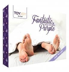Kit ToyJoy Fantastic Purple Sextoys