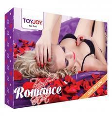 Kit ToyJoy Romance Red Gift Set