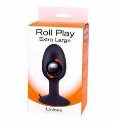 Plug Anal Roll Play Extra Grande