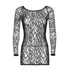 Mini vestido em rede - Leg Avenue