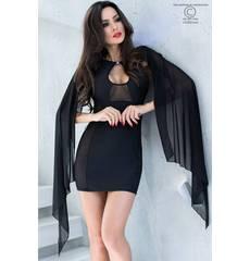 Vestido com Xaile Chilrose CR-4329