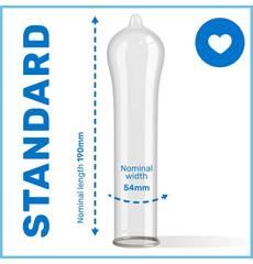 Preservativos Pasante Regular 12 Unidades
