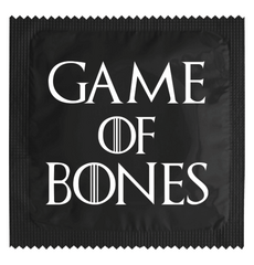 Preservativos Game Of Bones