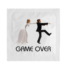 Preservativo Gamer Over