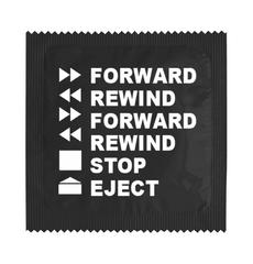 Preservativo Foward Rewind