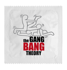 Preservativos  Gang Bang Theory