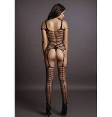 Bodystocking Shredded Style Le Désir by Shots