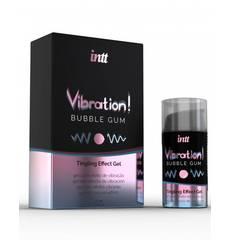 Vibrador Liquido INTT Bubble Gum
