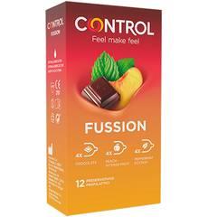 Preservativos Control Fussion 12 Un.