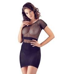 Mini Vestido em Rede NO: XQSE