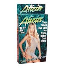 Boneca Insuflável Alicia Greek Goddess Of Love