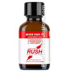 Poppers Aroma Rush White Edition 24ml
