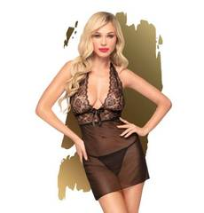 Chemise Penthouse Sweet & Spicy Preto