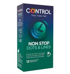 Preservativos Control Non Stop 12 un