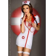 Fantasia de Enfermeira Sexy