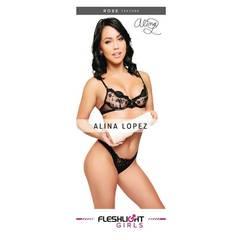 Fleshlight Girls Alina Lopez Rose Texture Vagina
