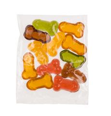 Gummy Willies Gomas em Forma de Pénis