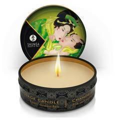 Vela de Massagem Shunga Chá Verde 30ml
