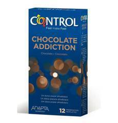Preservativos Control Chocolate Addiction 12 un