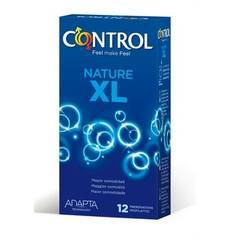 Preservativos Control Nature XL 12 un