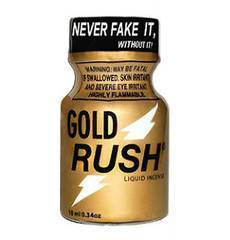 Poppers Gold Rush 10 ml.