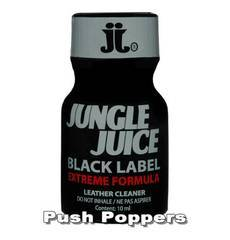 Poppers Jungle Juice Black Label 10 ml.