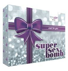 Kit Surpresa Super Sex Bomb Púrpura