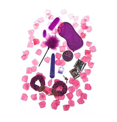 Kit Surpresa Super Sex Bomb Púrpura