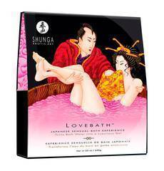 Sais de Banho Shunga Love Bath - Dragon Fruit