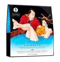 Sais de Banho Shunga Love Bath - Ocean Temptations 650 g.