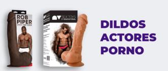 Dildos Réplica Actores Porno - Sex Shop