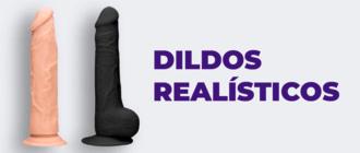 Dildo Realista  -  Sex Shop