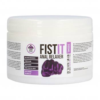 Lubrificante Fist It Anal Relaxer 500 ml