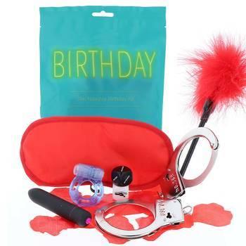 Kit Naughty Birthday