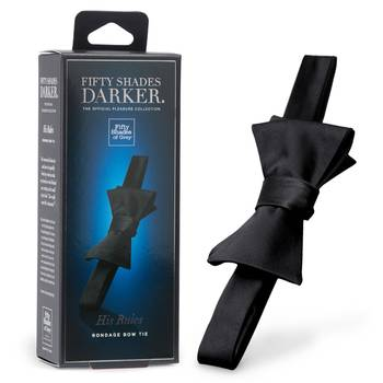 Laço Bondage His Rules 50 Sombras de Grey® Darker Collection