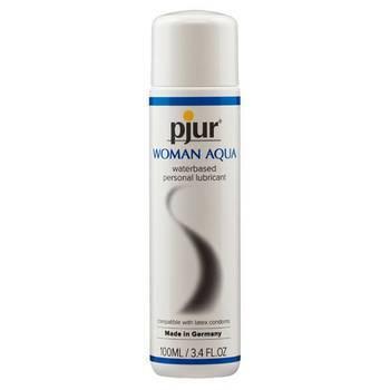 Pjur Woman Aqua Lubrificante à Base de Água 100 ml.